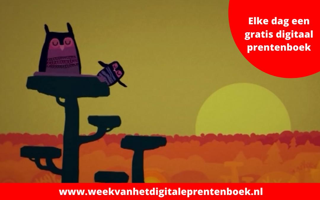 Week van het digitale prentenboek 2021